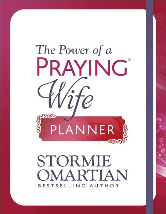 The Power of a Praying Wife Planner