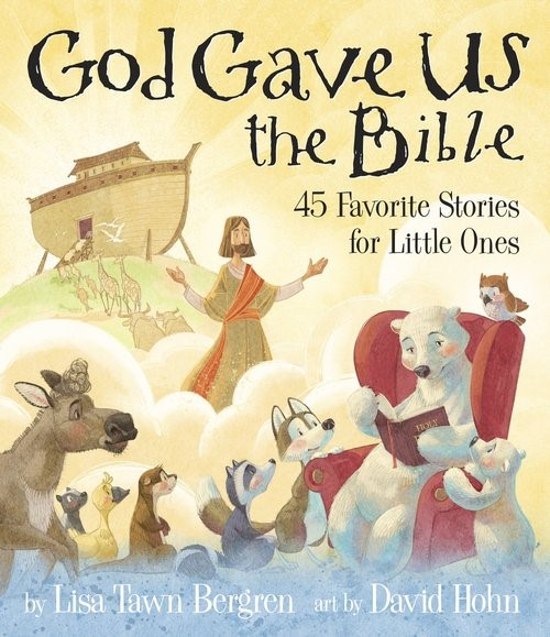 God Gave Us the Bible (Hard Cover)