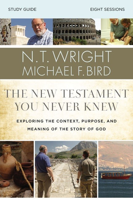 The New Testament You Never Knew Study Guide (Paperback)