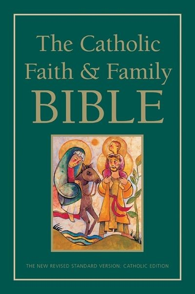 The NRSV Catholic Faith and Family Bible (Paperback)