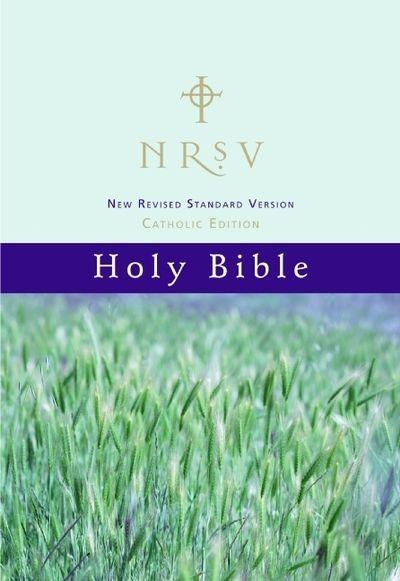 NRSV Catholic Bible, Paperback (Paperback)