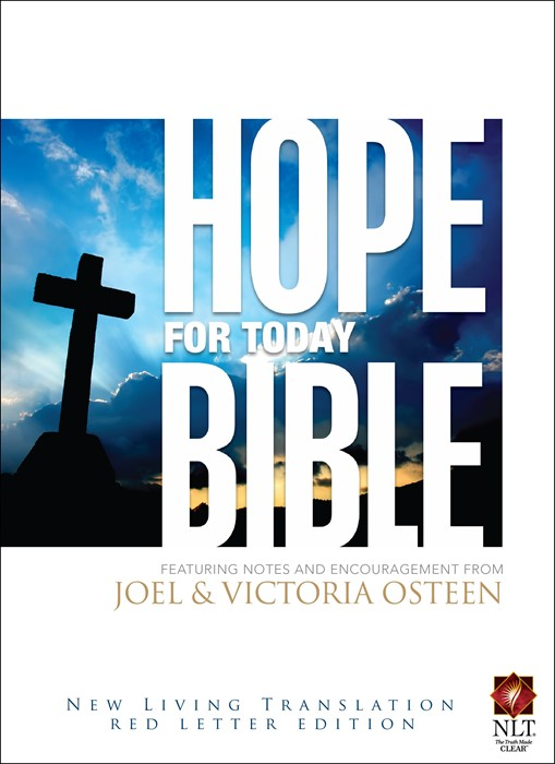 NLT Hope for Today Bible (Bonded Leather)