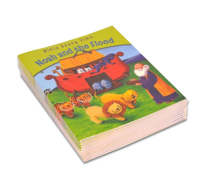 Noah and the Flood (pack of 10) (Multiple Copy Pack)