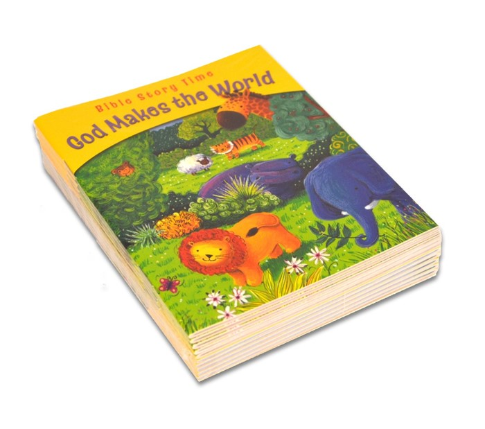 God Makes the World (pack of 10) (Multiple Copy Pack)