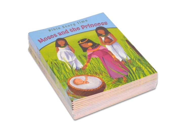 Moses and the Princess (pack of 10) (Multiple Copy Pack)