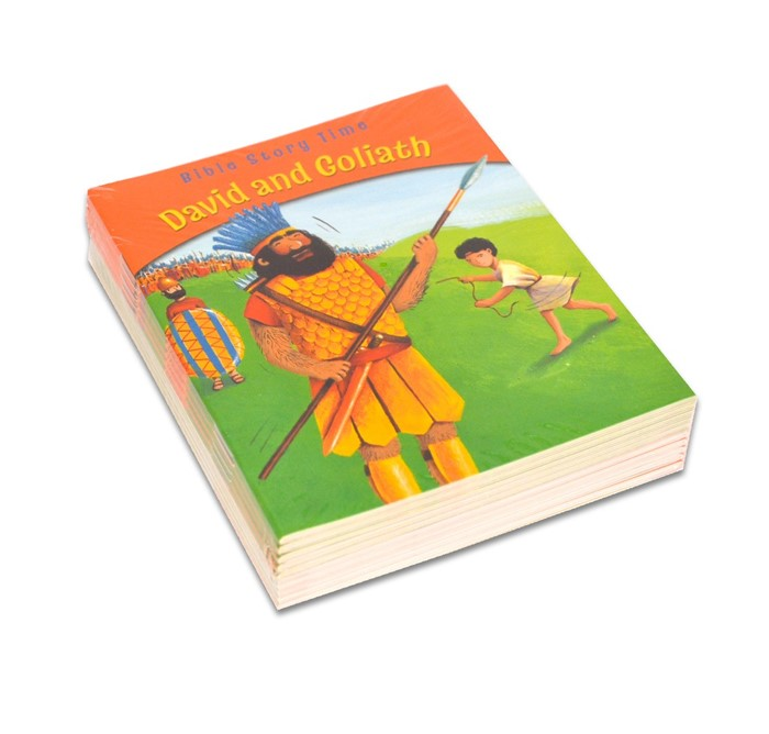 David and Goliath (pack of 10) (Multiple Copy Pack)