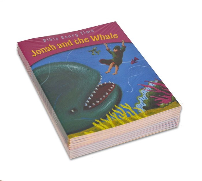 Jonah and the Whale (pack of 10) (Multiple Copy Pack)