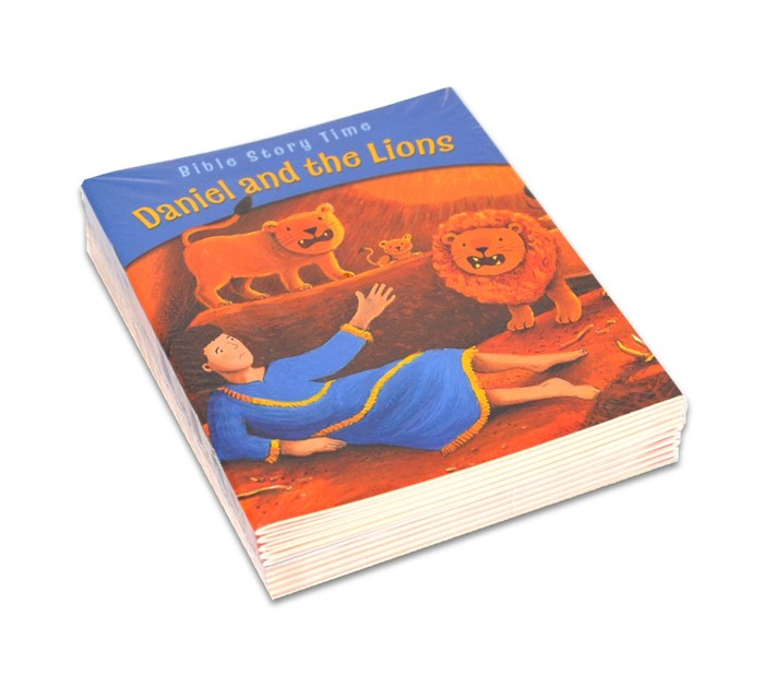 Daniel and the Lions (pack of 10) (Multiple Copy Pack)