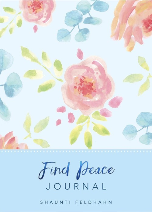 Find Peace Journal (Hard Cover)