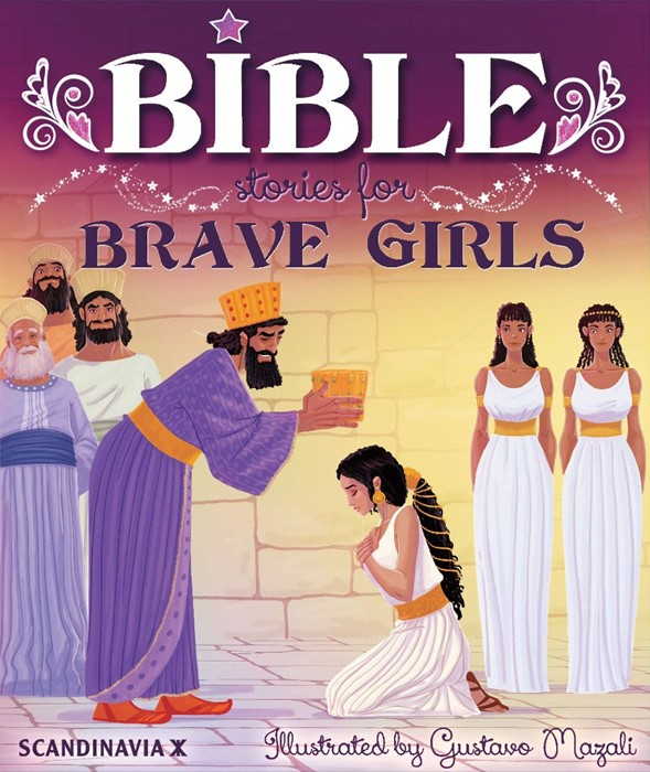 Bible Stories for Brave Girls (Paperback)