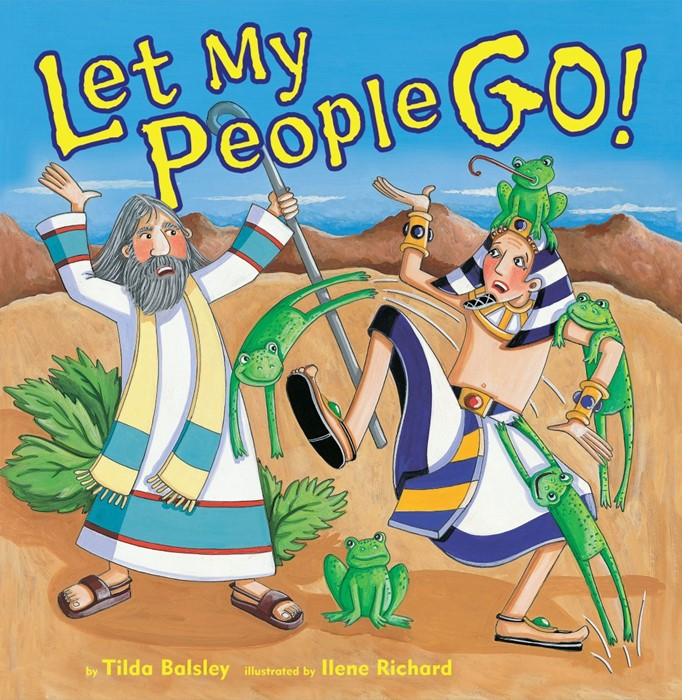 Let My People Go! (Paperback)