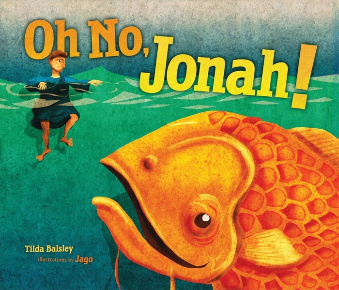 Oh No, Jonah! (Paperback)
