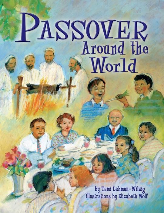 Passover Around the World (Paperback)
