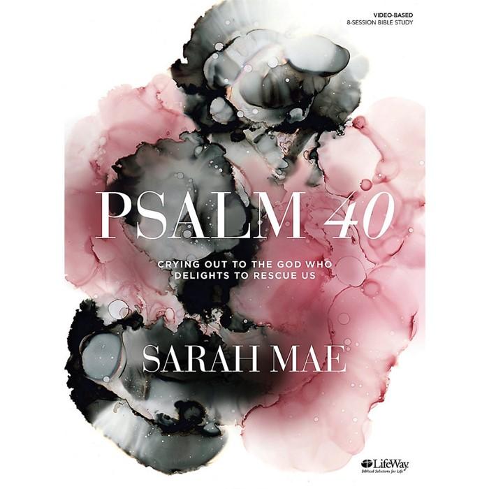 Psalm 40 Bible Study Book (Paperback)