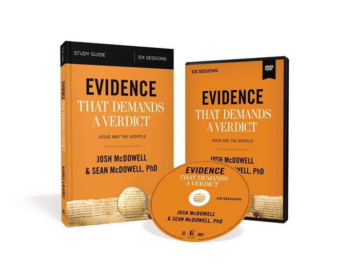 Evidence That Demands a Verdict Study Guide with DVD (Paperback w/DVD)