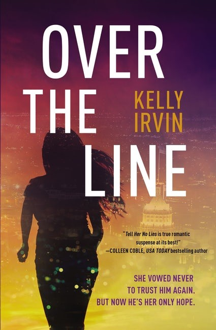 Over the Line (Paperback)