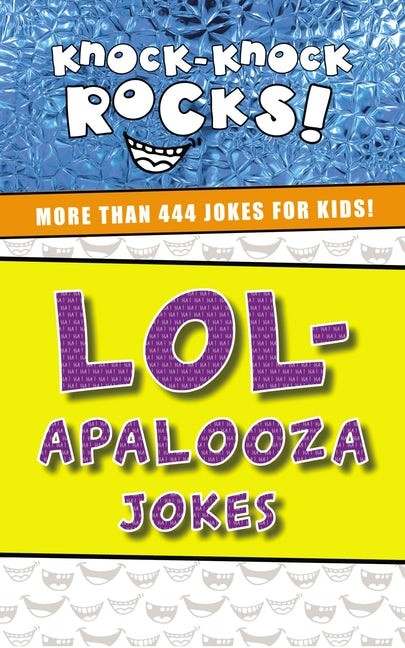 Lol-apalooza Jokes (Paperback)