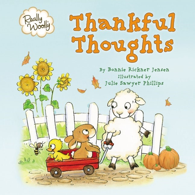 Really Woolly Thankful Thoughts (Board Book)