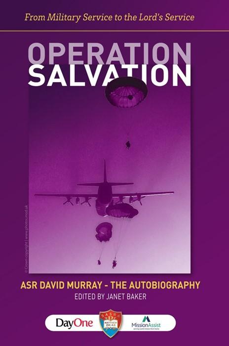 SASRA Operation Salvation (Paperback)