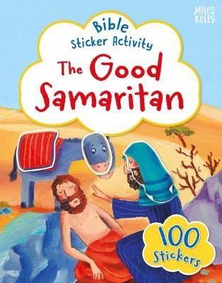Bible Sticker Activity: The Good Samaritan (Paperback)