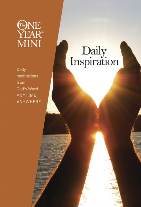 The One Year Mini Daily Inspiration (Hard Cover)