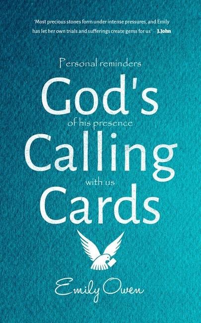 God's Calling Cards (Paperback)