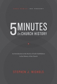 5 Minutes in Church History (Paperback)