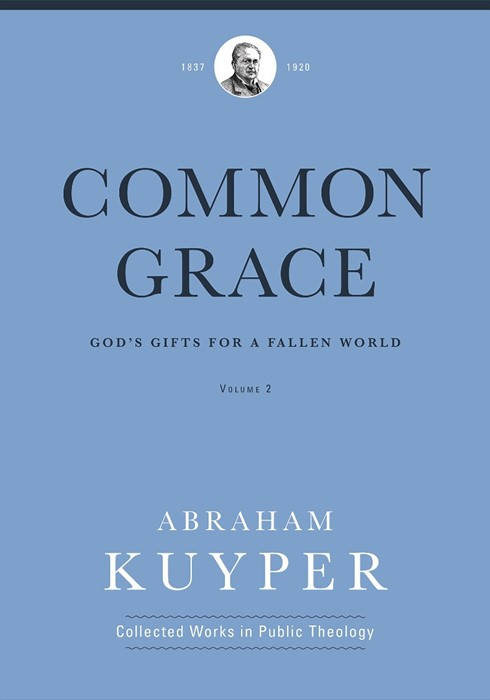 Common Grace (Hard Cover)
