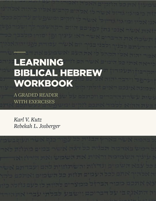 Learning Biblical Hebrew Workbook (Paperback)