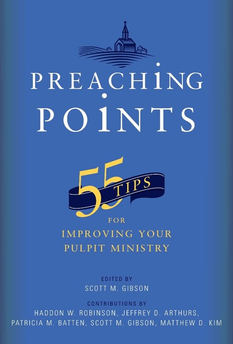 Preaching Points (Paperback)