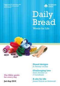 Daily Bread July-September 2019 (Paperback)