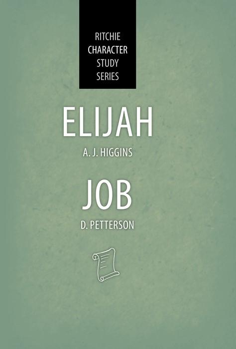 Elijah and Job (Hard Cover)
