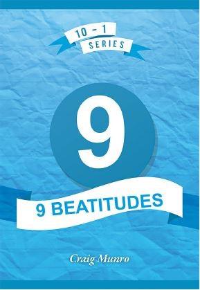 9 Beatitudes (Hard Cover)
