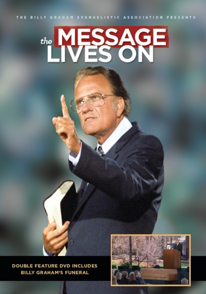 The Message Lives On DVD (DVD)