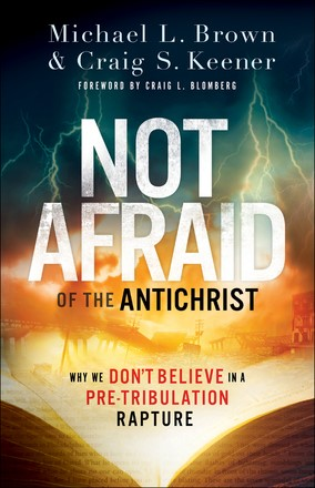 Not Afraid of the Antichrist (Paperback)