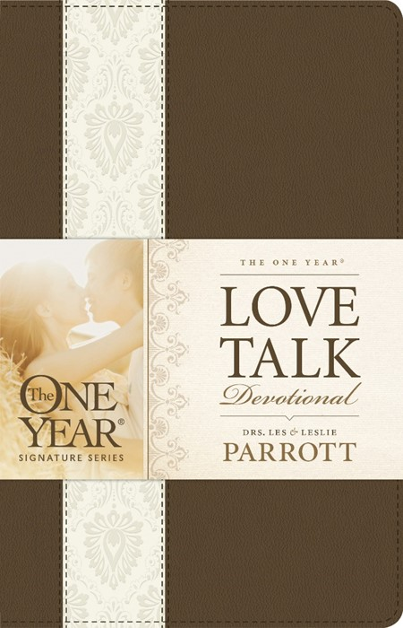 The One Year Love Talk Devotional (Imitation Leather)