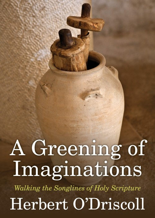 Greening of Imaginations, A (Paperback)