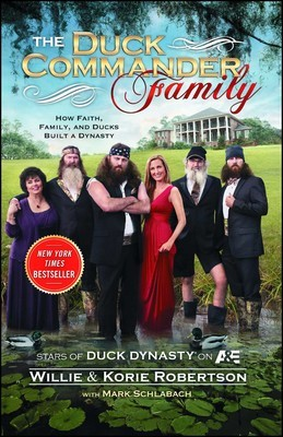 The Duck Commander Family (Paperback)