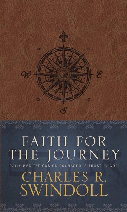 Faith For The Journey (Imitation Leather)