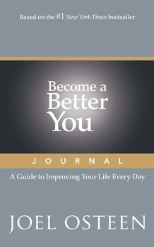 Become a Better You Journal (Paperback)