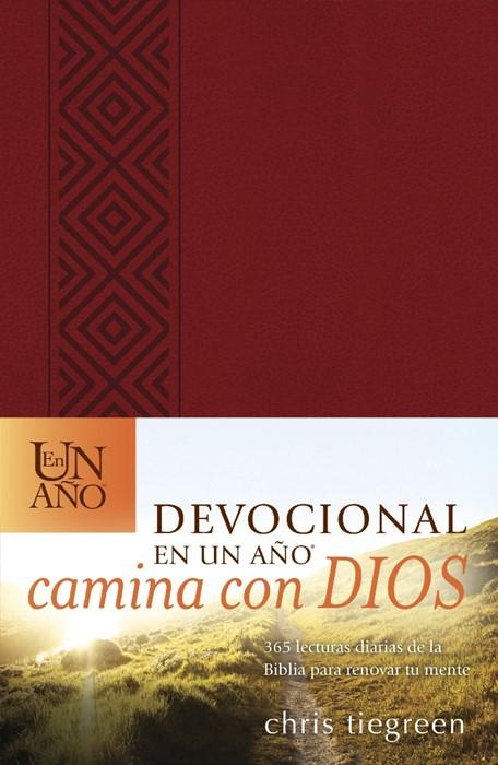 Devocional en un ano – Camina con Dios (Hard Cover)
