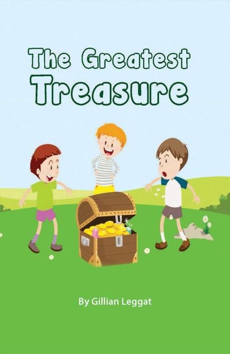 The Greatest Treasure (Paperback)