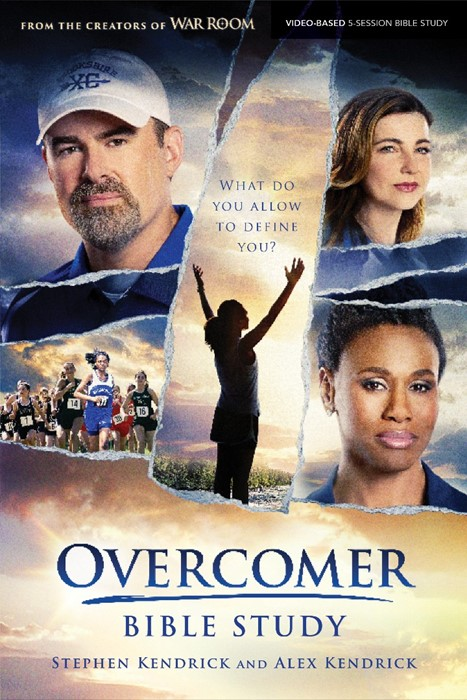 Overcomer Bible Study Book (Paperback)
