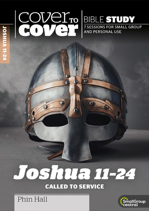 Cover to Cover: Joshua 11-24 (Paperback)