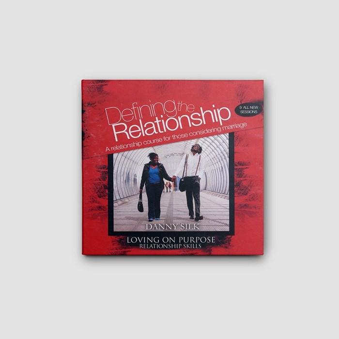 Defining the Relationship Audio Book (CD-Audio)