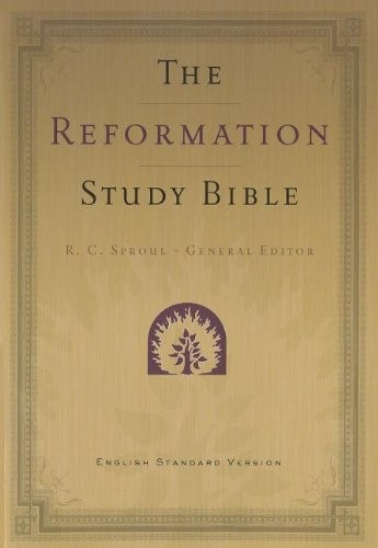 ESV Reformation Study Bible Condensed Edition, Black (Imitation Leather)
