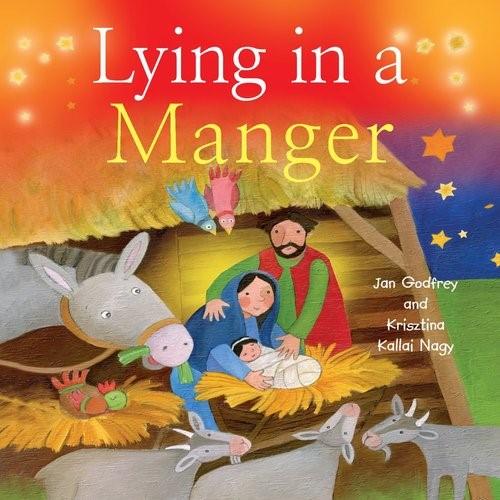 Lying in a Manger (Paperback)
