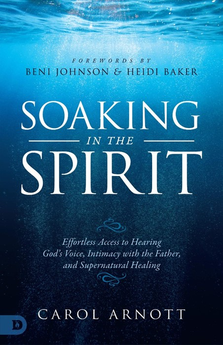 Soaking in the Spirit (Paperback)