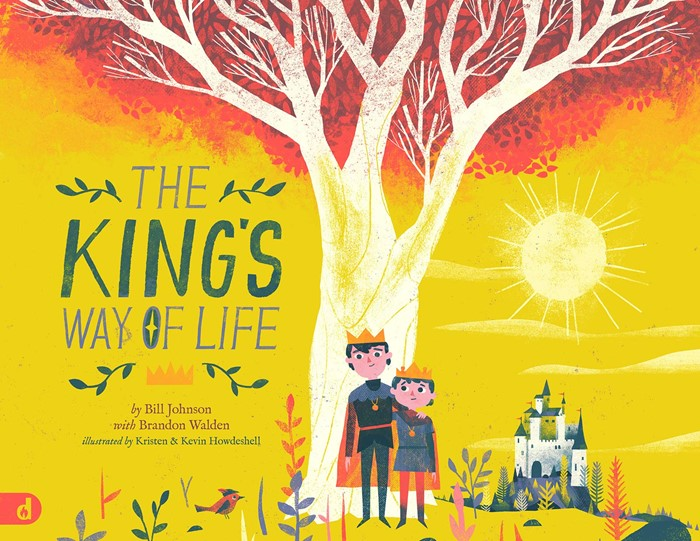 The King's Way of Life (Hard Cover)