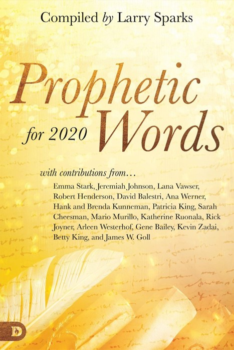 Prophetic Words for 2020 (Paperback)